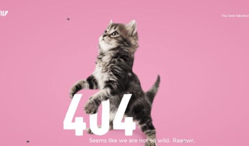 404 référencement SEO